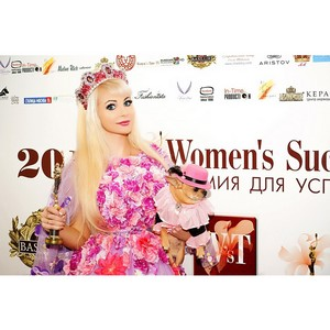 Таня Тузова признана дизайнером года 2018