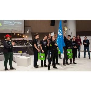 Студенты университета выиграли Кубок CTF России