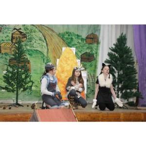 Активисты ОНФ поддержали детский фестиваль-конкурс сказки на языке коми в Сыктывкаре