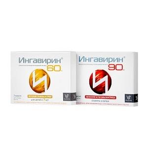 Ингавирин® включен в обязательный минимальный ассортимент препаратов  для медучреждений и аптек