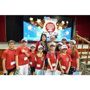 Ученики UCMAS привезли награды с чемпионата мира по ментальной арифметике