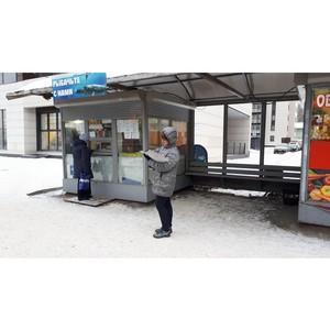 Активисты ОНФ в Карелии обратили внимание властей на благоустройство улиц Петрозаводска