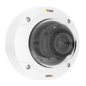 Axis Communications анонсировала 2 Мп купольные IP-камеры с WDR 120 дБ и ИК-подсветкой