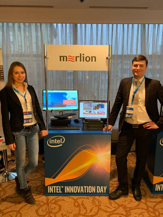 Merlion и iRU приняли участие в Intel Innovation Day