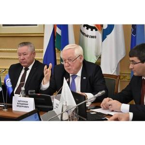 Расширенное заседание на АО «ПО «УОМЗ»