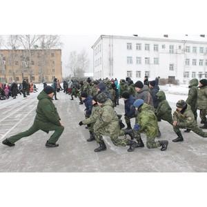 В Туве завершилась всероссийская акция ОНФ «Зарядка с чемпионом»