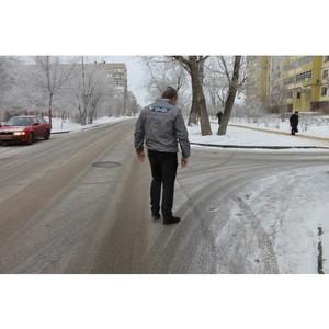 Волгоградские активисты ОНФ провели рейд по автодорогам областного центра