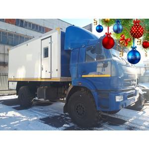 Станции гидродинамических исследований СГИ производства ООО «МПЗ» для ПАО «Газпром нефть»