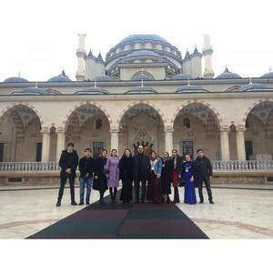 Студенты-историки КБГУ на конференции в ЧГУ