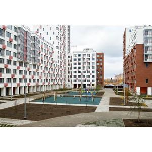 600 жителей ЖК «Новокрасково» получат ключи досрочно