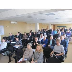 Областной Минстрой провел семинар по реализации проекта «Формирование комфортной городской среды»