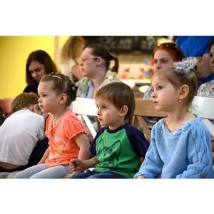 В Песочном открыли центр развивающих объединений «Вперед в будущее»
