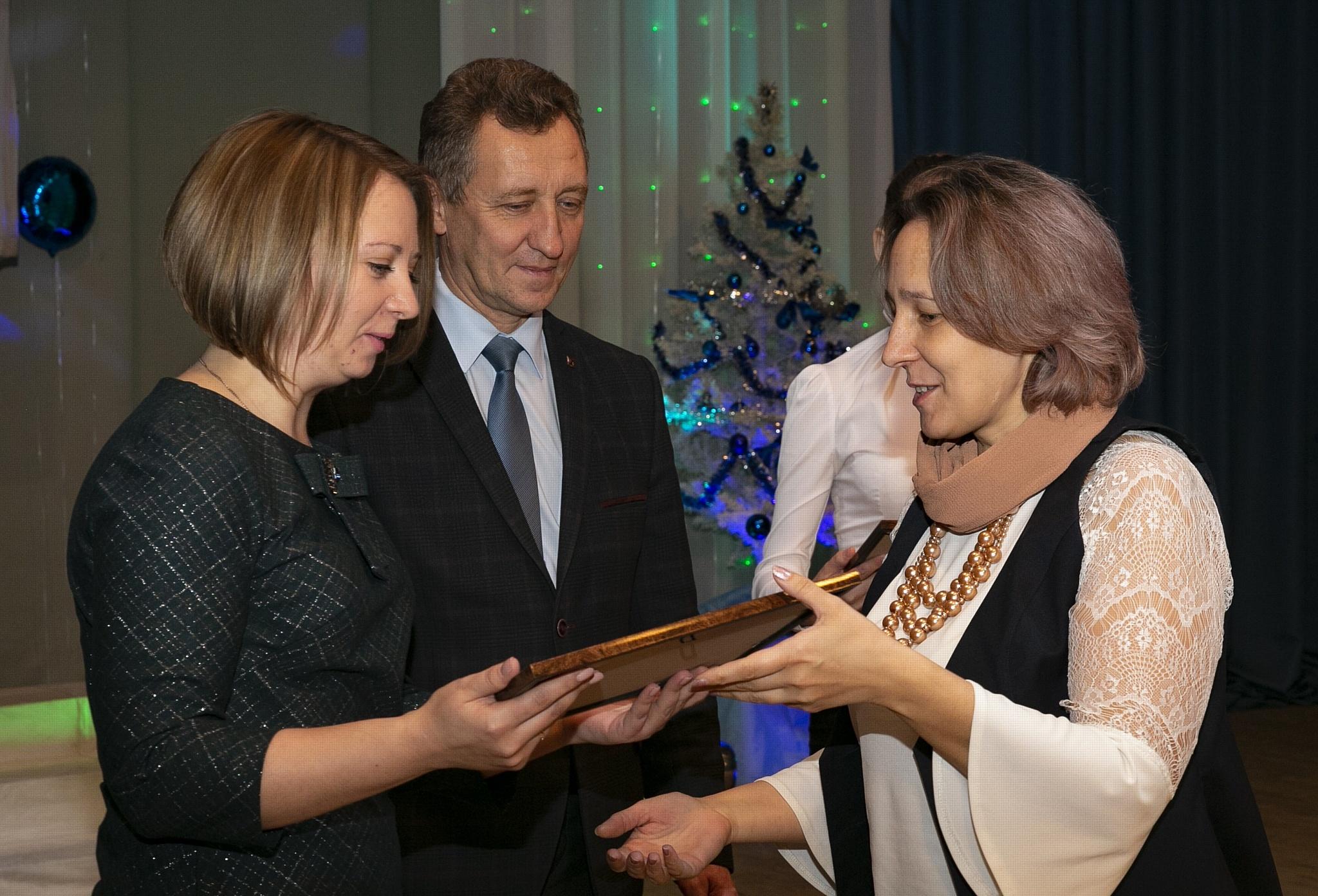 СГОК наградил школьников округа