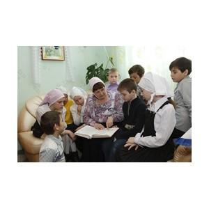 «Аганнефтегазгеология» проводит благотворительные мероприятия