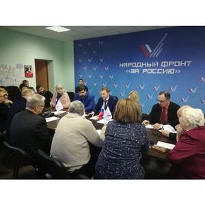 Представители Народного фронта в Волгоградской области обсудили итоги съезда ОНФ