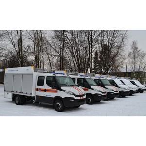 Аварийно-спасательный автомобиль модульной комплектации АСА МК: безопасность и комфорт москвичей