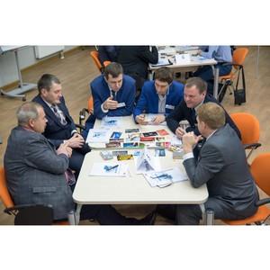 Сотрудники высшего управленческого звена «Евроцемент груп» повышают квалификацию