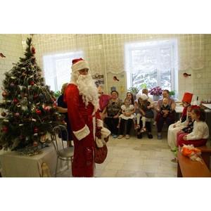 Энергетики филиала «Владимирэнерго» провели благотворительную акцию «Самая яркая ёлка»