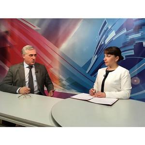 Ректор УРГЭУ Яков Силин побывал с рабочим визитом в Полевском