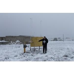ОНФ в КБР взял на контроль завершение газификации одного из микрорайонов Прохладного