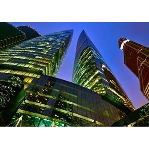 «Башня Федерация» вступила во Всемирную федерацию высотных башен
