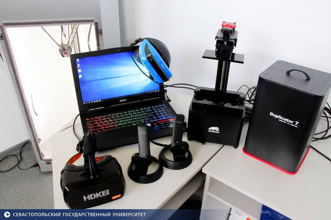 Студенты СевГУ смогут создавать модели проектируемых морских судов на 3D-принтерах
