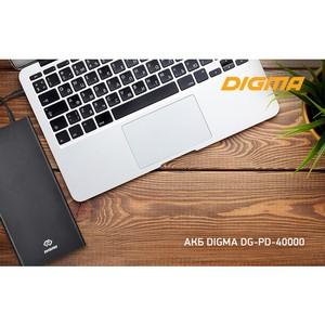 Универсальный аккумулятор Digma DG-PD-40000: для ноутбука и для смартфона