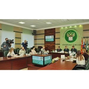 В преддверии Международного дня таможенника в Смоленской таможне прошла встреча с журналистами