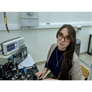 Магистрант КФУ исследует  наноструктуры металлов, используемых при создании плазмонных сенсоров