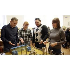 Омским студентам рассказали, как стать настоящими энергетиками