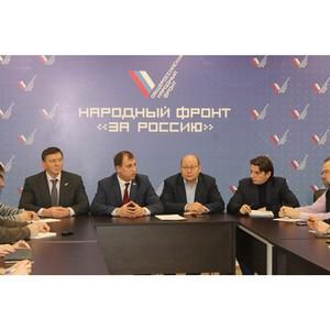 Эксперты ОНФ обсудили проблему долгостроев в Санкт-Петербурге