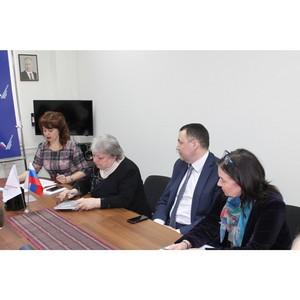 Активисты ОНФ в Мордовии готовятся к региональной конференции