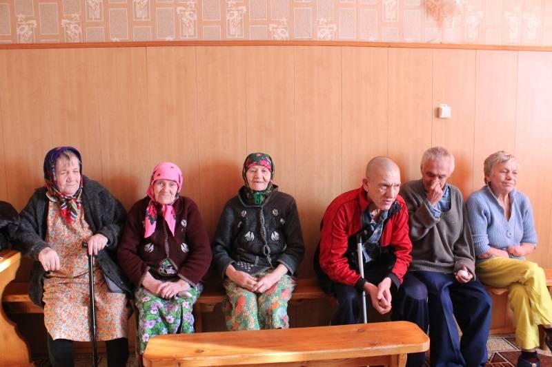«Молодежка ОНФ» в Мордовии посетила с концертом соцучреждения для престарелых и инвалидов