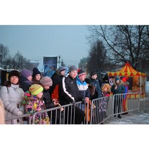 На Петербургской  Рождественской ярмарке начались Дни театров.