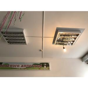 Активисты ОНФ в Туве выявили аварийное состояние электропроводки в сельской школе