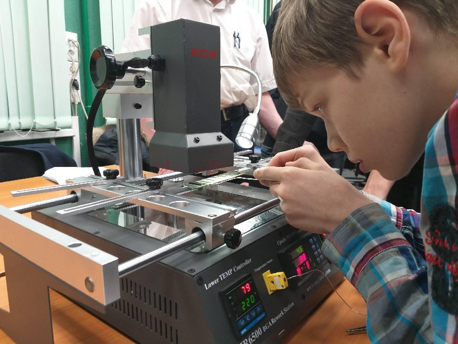Региональный конкурс для школьников и студентов «Я — радиоинженер» стартовал в вузе