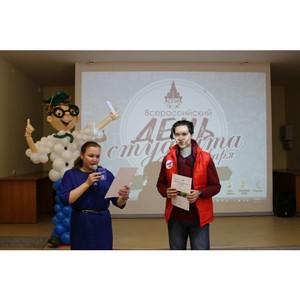 Команда «Молодежки ОНФ» в Коми присоединилась к акции «Татьянка»