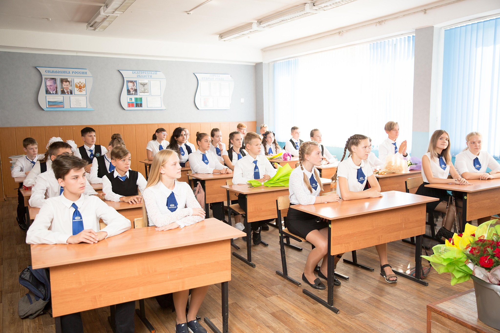 Более семи тысяч юных старооскольцев приняли участие в проектах СГОКа по профориентации