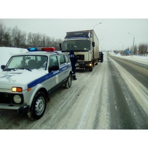 Таможенники задержали  два грузовика с яблоками без документов