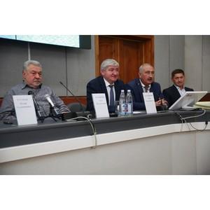 Юлий Гусман встретился со студентами КБГУ