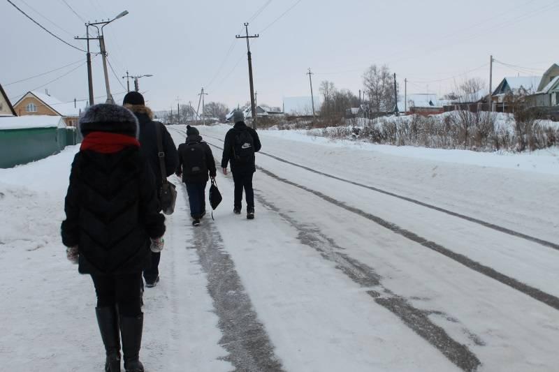 јктивисты ќЌ' в ћордовии будут добиватьс¤ укладки тротуара к школе є9 в –узаевке