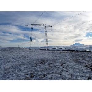 ФСК ЕЭС обновила изоляцию на трех ЛЭП, питающих Каспийский трубопроводный консорциум