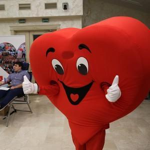 Объединенная открытая донорская акция марафона «Достучаться до сердец» прошла в Москве