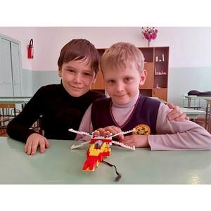 Творческая мастерская робототехники Рубцовского филиала АлтГУ открыла новый сезон