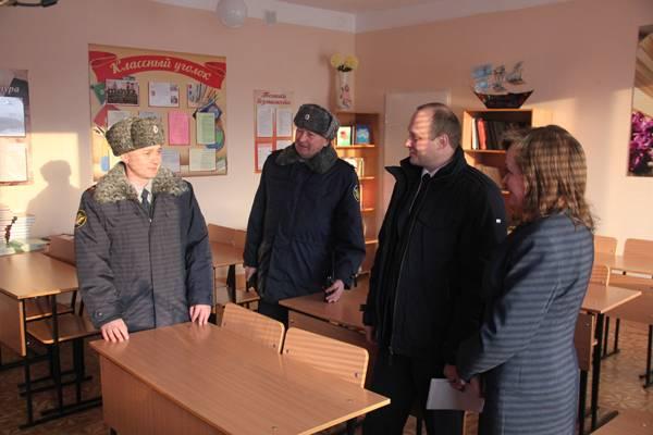 В Мариинской воспитательной колонии Кузбасса открыта православная звонница