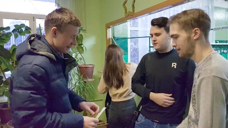 «Молодежка ОНФ» в Мордовии провела онлайн-квест и вручила более 200 открыток-татьянок