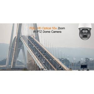 Новая 2-мегапиксельная поворотная IP-камера Wisenet со скоростью поворота/наклона до 400°/с