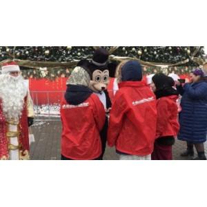 Команда «Молодежки ОНФ» поздравила работавших в новогодние праздники жителей Чечни