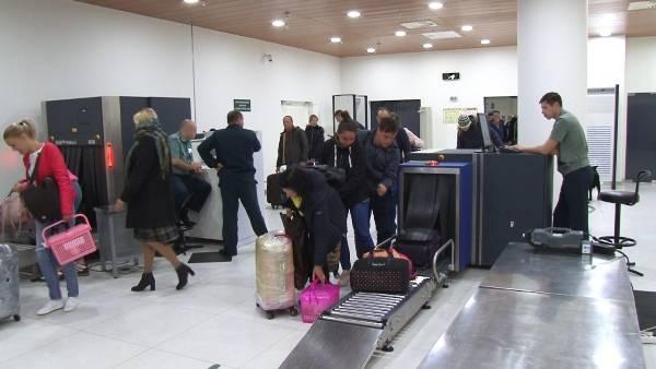 В новогодние праздники пассажиропоток через таможенный пост Аэропорт Нижний Новгород вырос на 25%