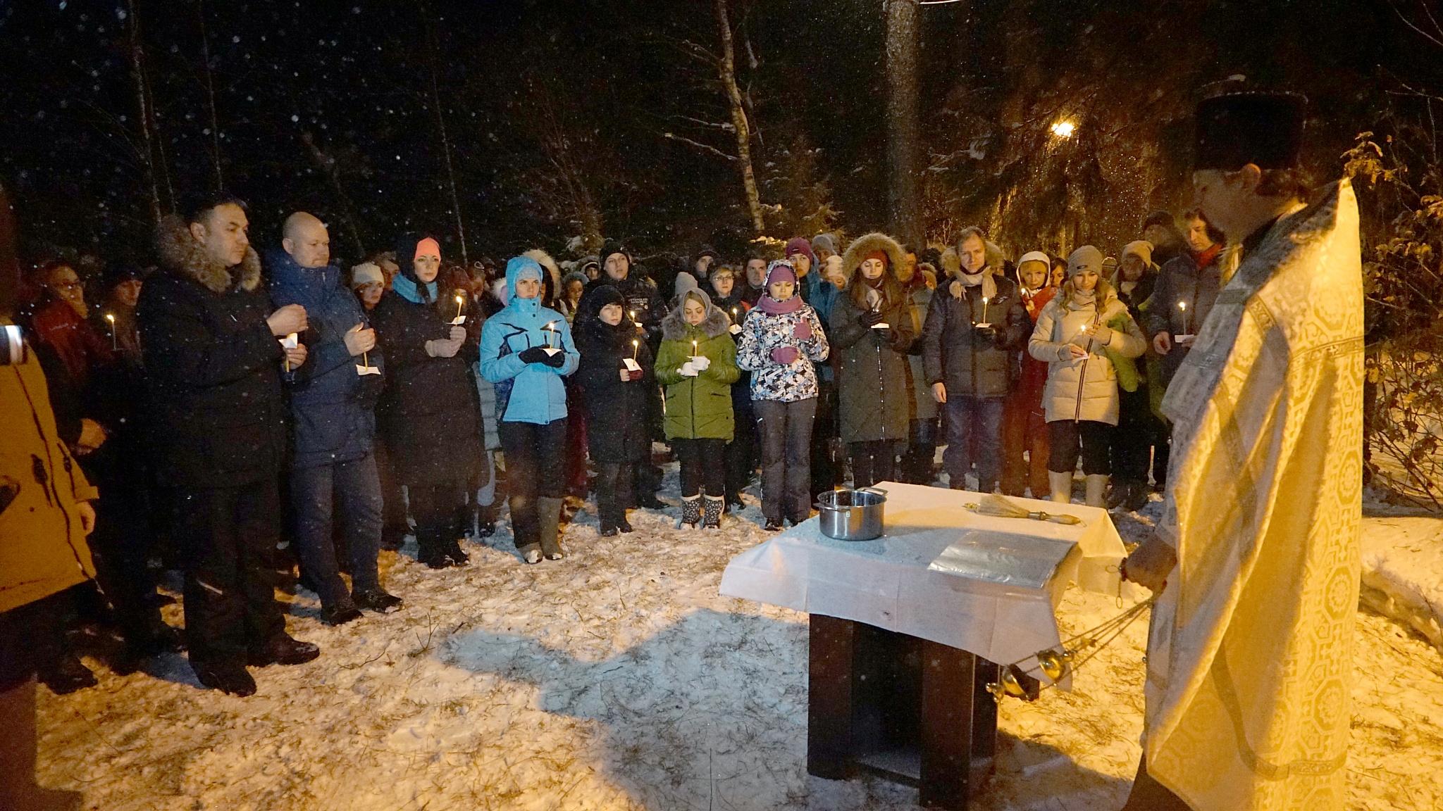 Праздник Крещения Господня встретили в Нижнем Новгороде